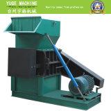 Máquina de reciclaje plástica de la desfibradora de la trituradora