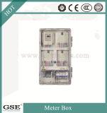 PC - monofásico Z1001 rectángulo de diez contadores (con el rectángulo de control principal)
