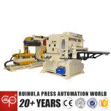 공장 가격 자동적인 강철 물자 곧게 펴는 기계 (MAC2-1000A)