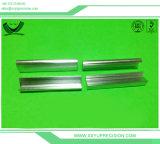Aço inoxidável do CNC do chapeamento da produção em massa/componentes girados