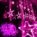 Lumières de Noël de lumière d'étoile de DEL pour la Chambre