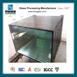 Изолированная вакуумом ненесущая стена Tempered стекла для коммерчески здания