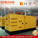 380V 50Hz 50kVA 40kw Weichaiの極度の無声ディーゼル発電機の価格