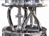 LiFePO4 Mixer van de Macht van de Dunne modder van het Polymeer van Li de Ionen Dubbele Planetarische