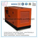 Звукоизоляционный молчком Enclosed генератор Electircal с двигателем Китая Nangtong