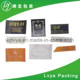 Contrassegno tessuto banco su ordinazione per l'accessorio del panno
