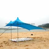 新しいLycra浜の日よけUV50+のテント