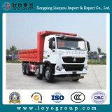 Sinotruk HOWO-A7 336HP/371HP/420HP 8X4 30m3のダンプトラック