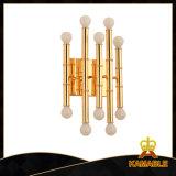 호텔 객실 침대 곁 훈장 벽 램프 (GD18140W)