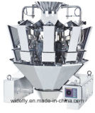 Weigher Multihead упаковки кофейного зерна подгонял
