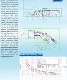 Alhe2 caricatore trasportatore ribaltabile elettrico di vendita caldo LHD