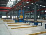 HALLO Strahlprofil Stahlschweißen Production Line Montagemaschine