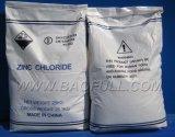 Chloride 98% van het zink voor Galvaniserende 7646-85-7