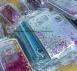 中国のiPhoneのための卸し売り携帯電話のアクセサリの液体の星の砂の流砂の箱5/6の携帯電話カバーケース