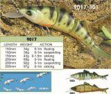 Amorce commune de plongée de nageur conçue par qualité attrait de pêche de 150mm et de 200mm