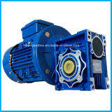 Nmrv040 Worm Gearbox Power Transmission mit Electric Gleichstrom Motor