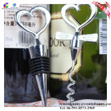Wein Opener und Wine Stopper Set für Wedding Gifts