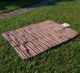 Foldable大きいピクニック毛布のピクニックマット