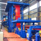 1250-100 linha de revestimento galvanizada Prepainted da cor das bobinas