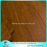 Fördernder karbonisierter Strang gesponnener Bambusbodenbelag mit Superqualität und preiswertem Preis