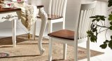 단단한 나무로 되는 식사 의자 (M-X2150)