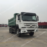 최상을%s 가진 Sinotruck HOWO 371HP 덤프 팁 주는 사람 트럭 6X4 30ton