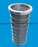 Стрейнеры провода клина цилиндрические для фильтра