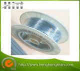 De Draad van het Lassen van het titanium in Rol/met Spoel
