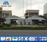 Tienda clara de aluminio al aire libre gigante de la carpa del palmo para la exposición