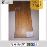 plancher de luxe de vinyle de couleur de 5mm de cliquetis simple épais de surface