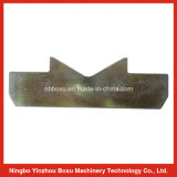 Части CNC чертежа фабрики стальные Drilling