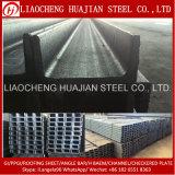 Het warmgewalste Kanaal van U van het Structurele Staal van de Koolstof van de Leverancier van China