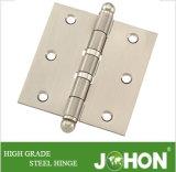 """Bisagra de tope del hardware de la puerta accesorios de los muebles """" X3 """" (del acero o del hierro 3)"""