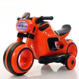 Колеса мотовелосипеда 3 малышей, мотоцикл малышей электрический