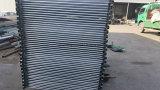 painel de aço da cerca da associação revestida do pó de 2400X1200mm