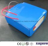 Paquete solar de la batería de litio de la iluminación 12V 30ah del LED