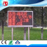 Módulo de la visualización de LED del color rojo P10 del pixel 32*16 para el uso al aire libre