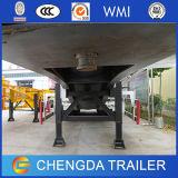 半中国3の車軸45m3販売のためのバルクセメントタンクトレーラー