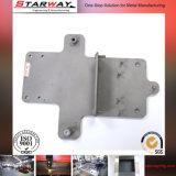 Kundenspezifisches Stahlmetalteil durch CNC-Ausschnitt-Schweißen
