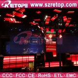 P6 실내 가득 차있는 Coulor 발광 다이오드 표시 /LED 위원회
