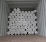 PP Flat Width 210cm/214cm Mat Cover White Fabric