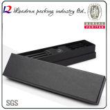 Holz-verpackenbleistift-Geschenk-Feder-Kasten-Papier-Bildschirmanzeige-Plastikfeder-Kasten-Verpackungs-Kasten-Schaukarton (YSD21)