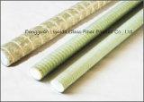 Rebar anti-corrosif et léger de la fibre de verre FRP