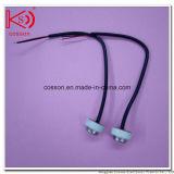 sensore ultrasonico di alluminio del contatore 1MHz