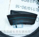 Tubo butílico 300-17 del tubo interno de la motocicleta