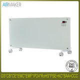Aquecedores de radiador de baixa energia de vidro de parede