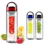 Garrafa de água livre do tampão da fruta Infuser/Lemon de Tritan