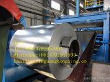 SPCC a laminé à froid la bobine en acier