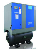 Alle in One Compressor mit Refrigerated Dryer&Air Receiver (SCR10C)
