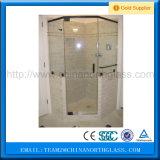 el vidrio templado 6-19m m de la ducha/endureció el vidrio para la ducha de cristal de los cuartos de baño